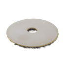 131.06.004 SAW fine disc Velcro Scratch A Way, SAW fine disc Velcro, polijstschijfje met klittenband, diameter 50 mm. 131.06.004