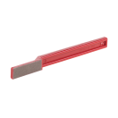 182.01.006 Diapad diamantvijl 12x44 mm rood N74 Diapad diamantvijl 12x44 mm rood N74 182.01.006